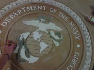 Quantico Marines HQ.