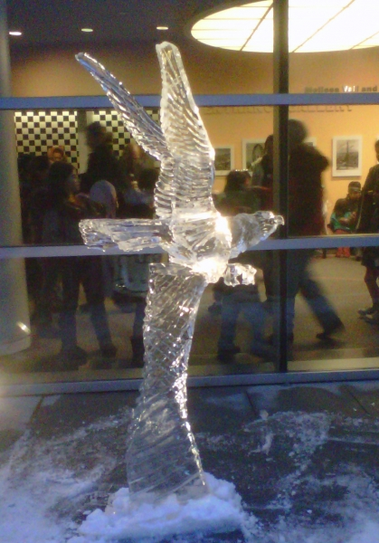 Marketing Ice Carving 1